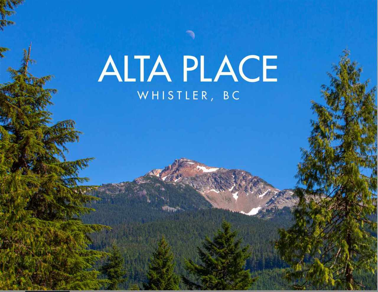 1507 Alta Place, Whistler Creek, Whistler photo number 2