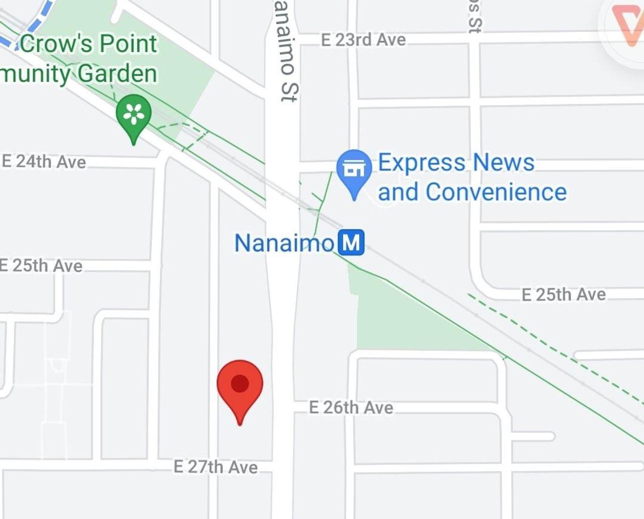 4277 Nanaimo Street, Victoria VE, Vancouver East