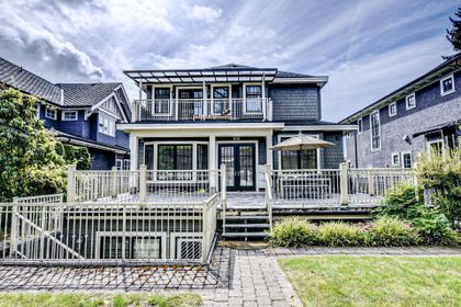 Photo 2 at 4063 W 39th Avenue, Dunbar, Vancouver West