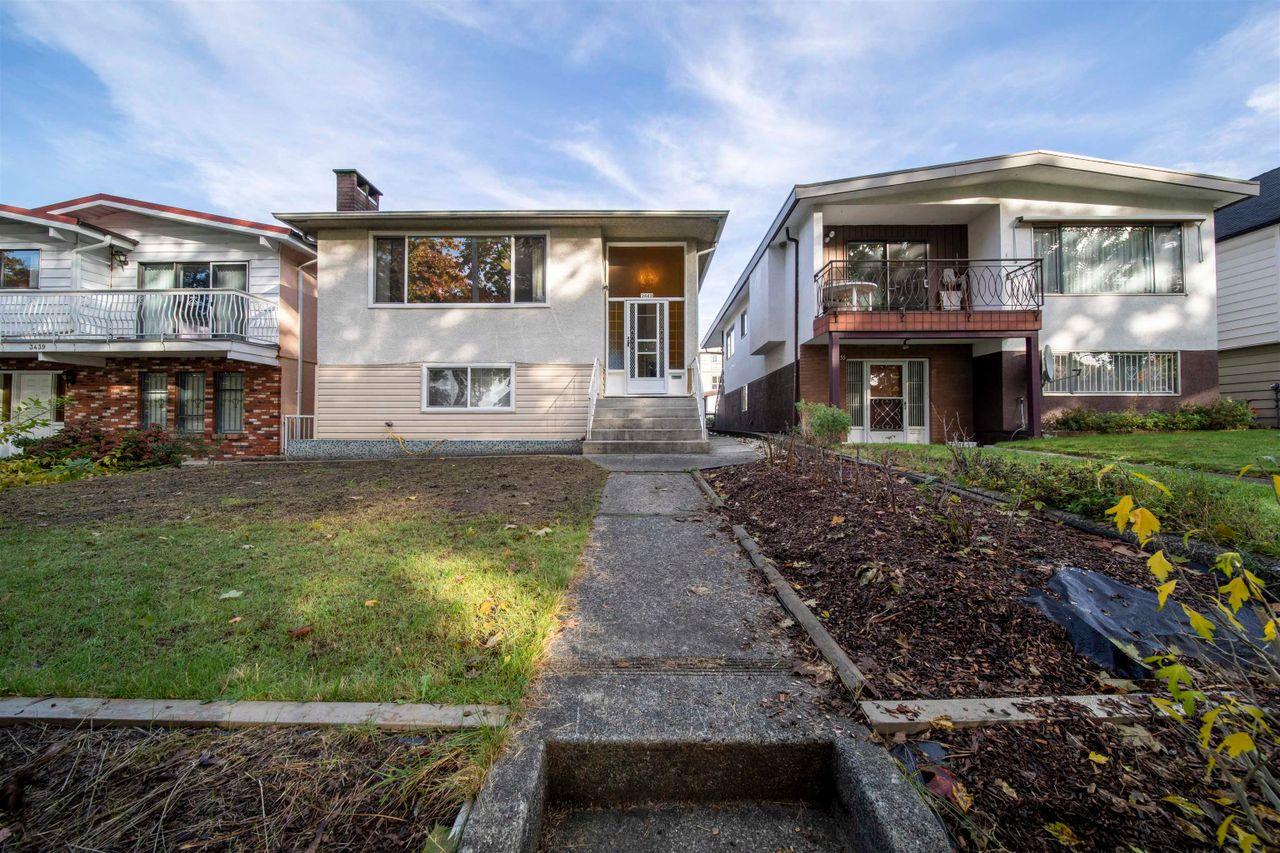 3449 E Pender Street, Renfrew VE, Vancouver East
